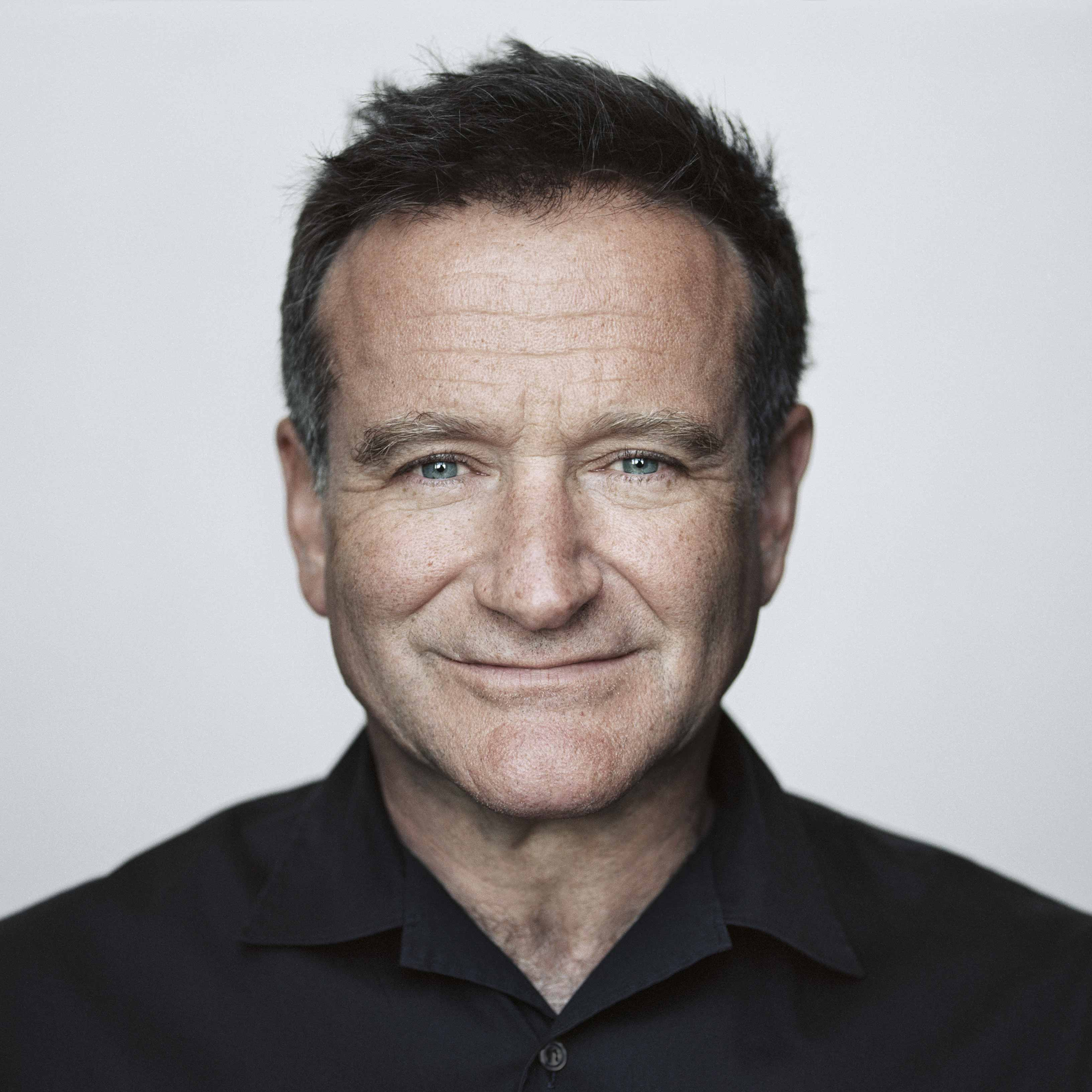Robbin Williams committed suicide