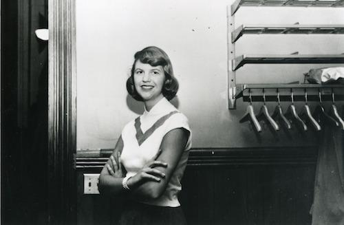 Sylvia Plath committed suicide