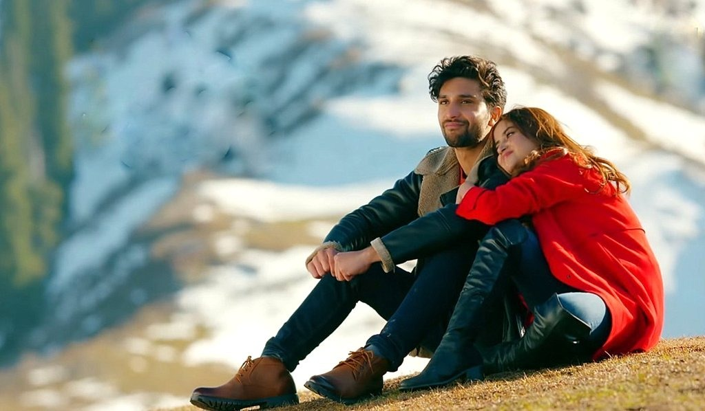 Yeh Dil Mera starring Sajal Aly and Ahad Raza Mir