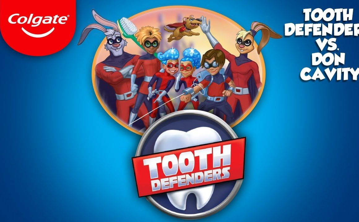 colgate tooth defenders