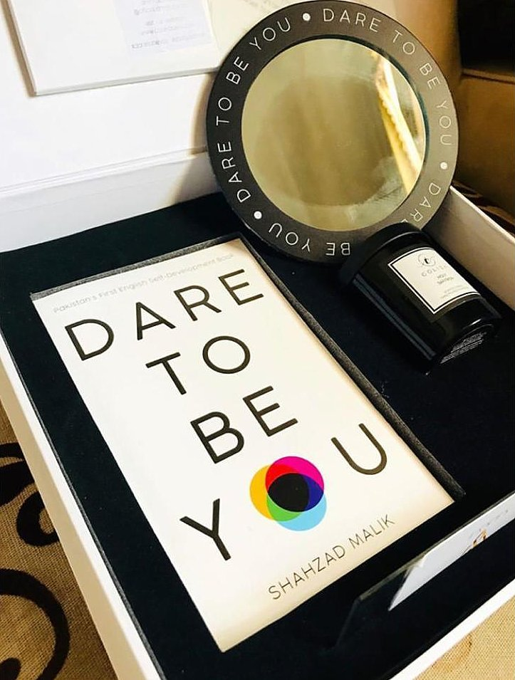 dare to be you collector's edition box