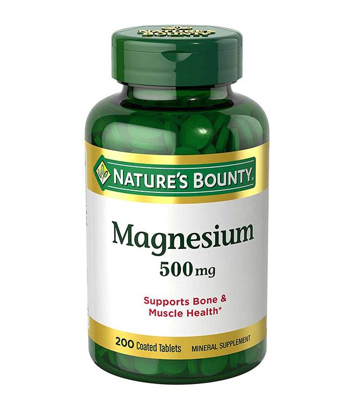 multivitamins for women in their 20s and 30s. magnesium