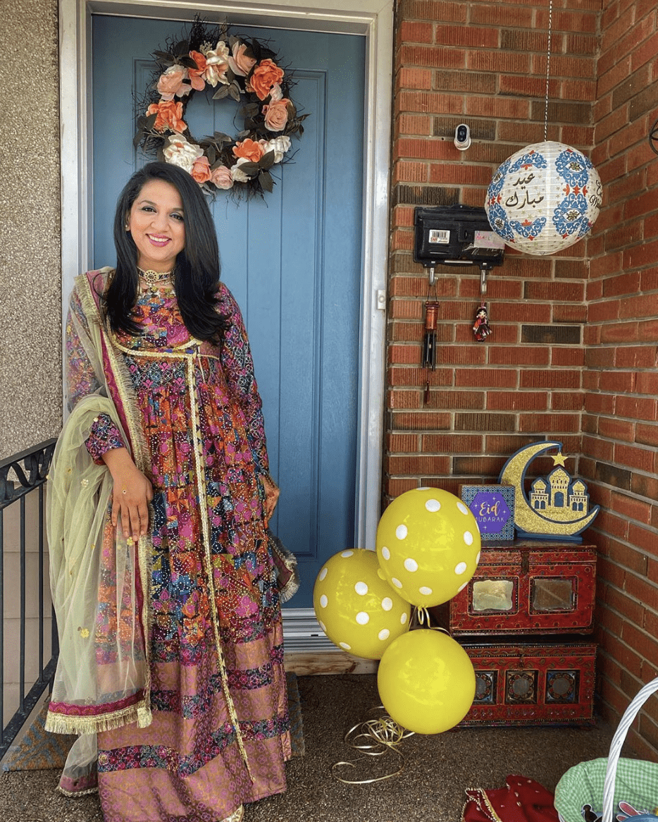 Pakistani Expat Influencer: Tamania
