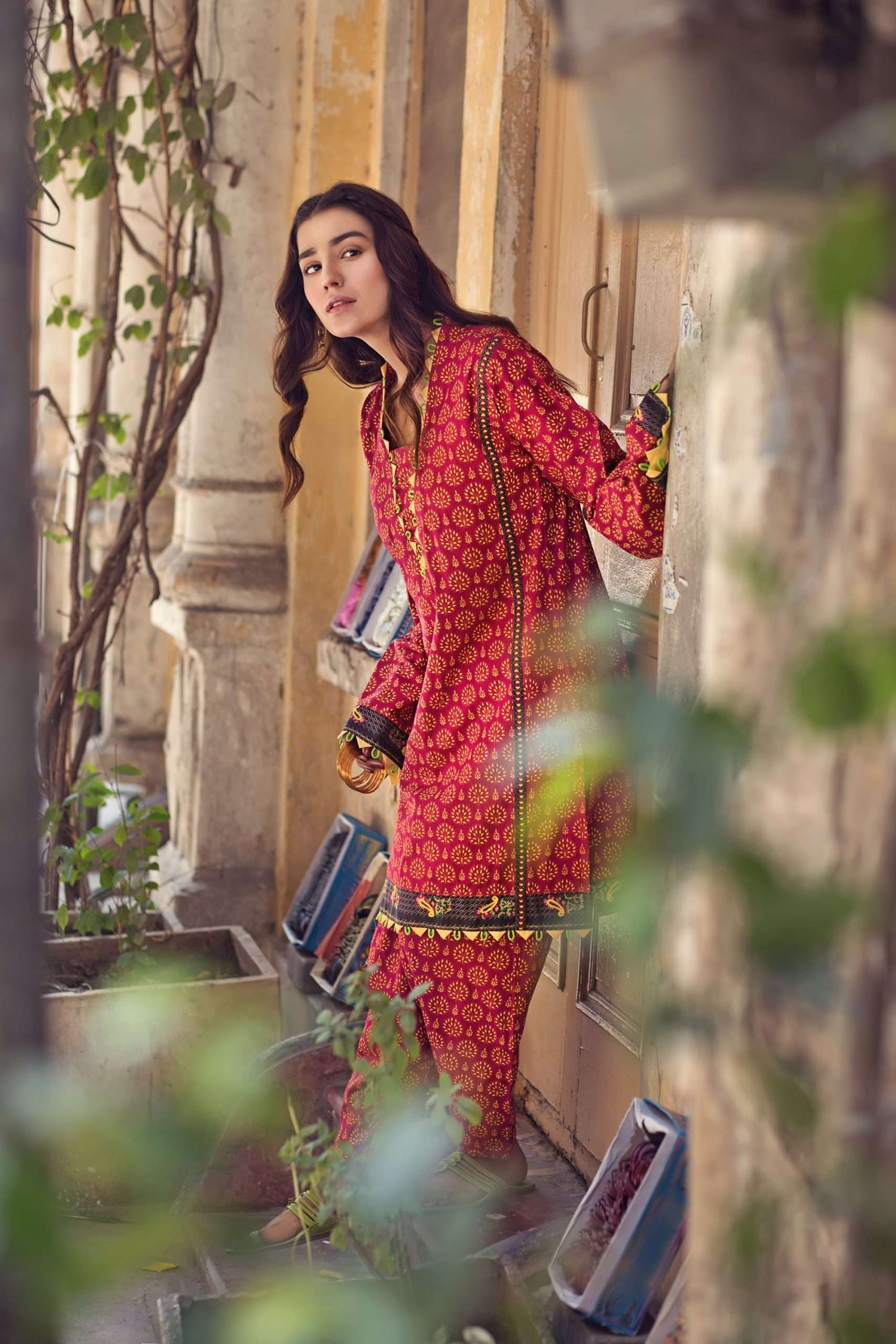 GUL AHMED WINTER COLLECTION 2020: Matching Separates