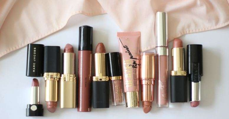 BEST NUDE LIPSTICKS: 4 ONLINE BRANDS