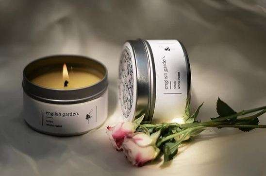 SCENTED CANDLES: meem candle studio