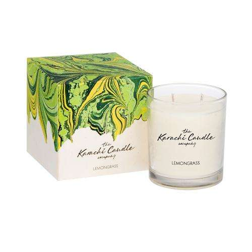 SCENTED CANDLES: KCC