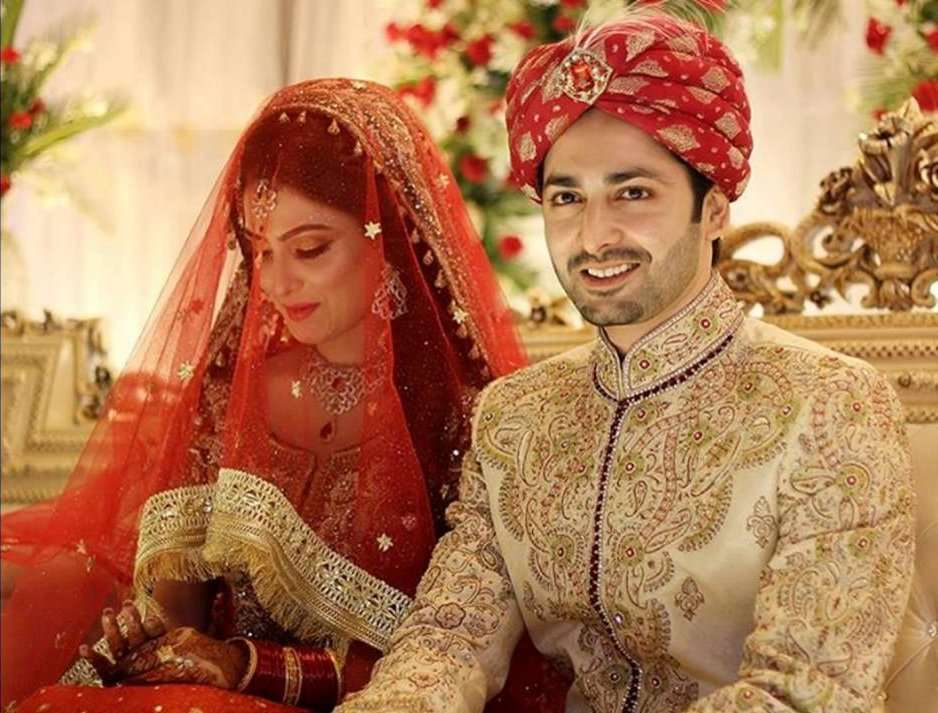 ayeza khan and husband