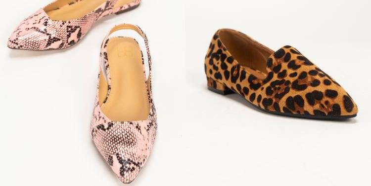 SHOE STYLES EVERY GIRL SHOULD OWN: ANIMAL PRINT