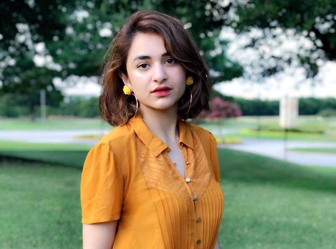 Biography of Yumna Zaidi