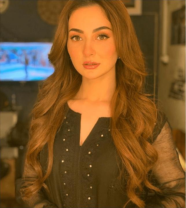 Biography of Hania Amir