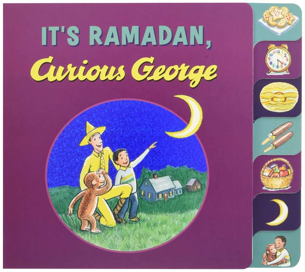 CHILDREN'S BOOKS TO LEARN ABOUT RAMADAN