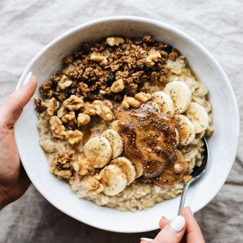 7 healthy Sehri items to keep you energised: oats