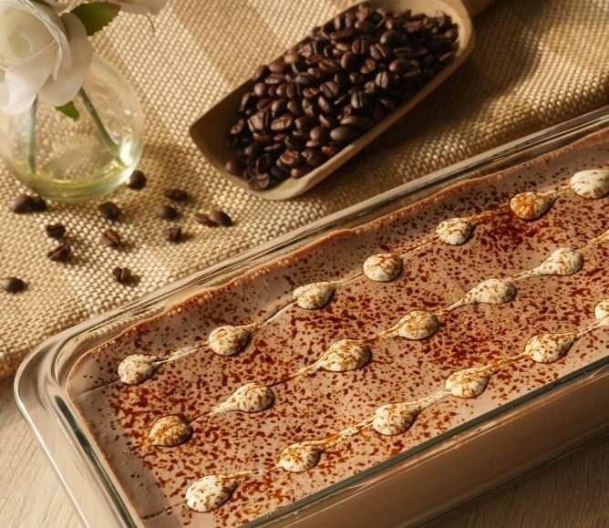 7 EASY EID DESSERT RECIPES TO TRY: cold coffee no bake cake