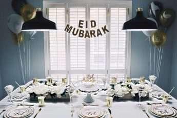 Make Eid fun in lockdown