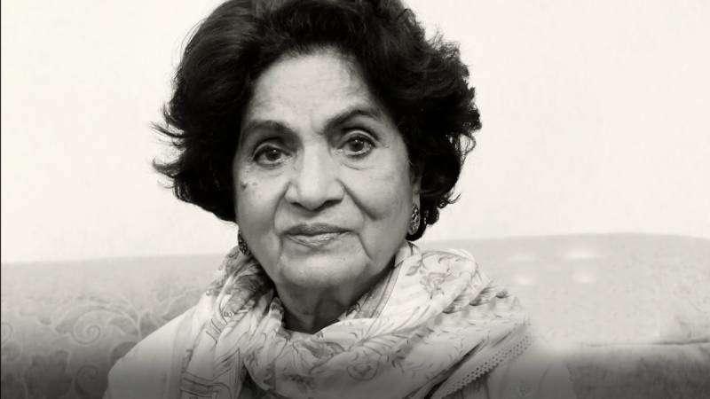 Haseena Moin's drama legacy