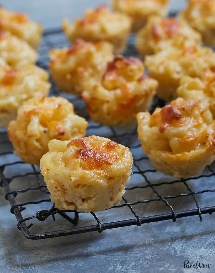 EASY FINGER FOODS FOR THE CROWD 1