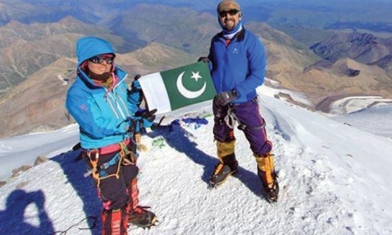 Pakistani Mountaineers