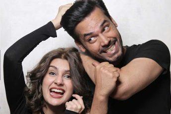 Kubra Khan and Gohar Rasheed