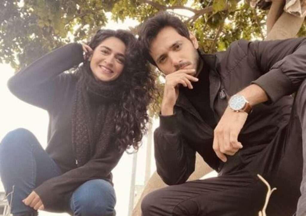 Hareem Farooq and Wahaj Ali new drama