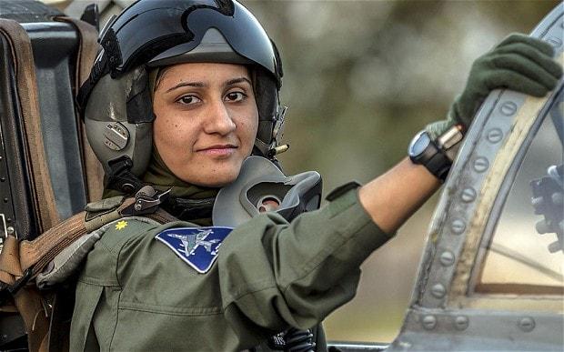 Super women of Pakistan