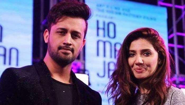 Atif Aslam and Mahira Khan - Ajnabi Song