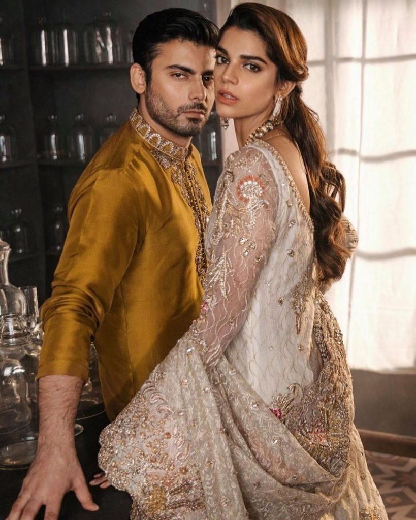 Fawad Khan and Sanam Saeed returning for web series