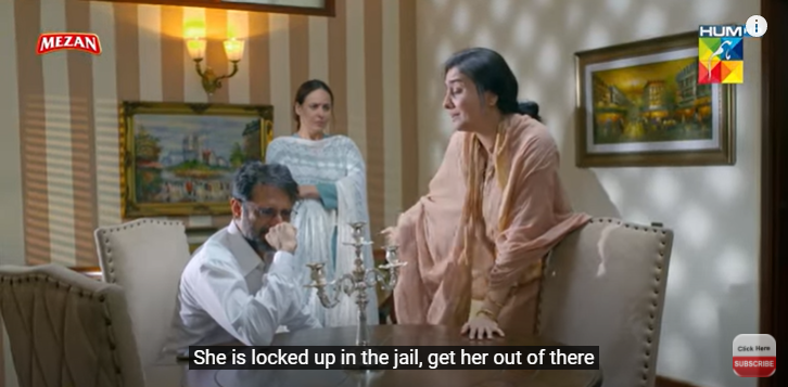 Episode 11 of Hum Kahan Kay Sachay Thay has brought a mix of emotions as Mehreen gets bail. She was sure that Saffan was the one who got her bailed, but it was Aswad who did it all at her mother's request. Here is what happened next!  Mehreen's Mother Receives Huge Criticism!   As she was already late to visit her mother's place after such a major incident, she tried to defend Mehreen in front of Mashal's parents and received huge criticism. They clearly told their mother that we don't want any relationship with Rabia and if she wants to meet her, it is better to visit and stay at her place. Mashal's parents are in pain due to their daughter's death and are fully convinced that she was murdered by Mehreen.  Mehreen is Surprised for Aswad Getting Her Bailed!   It was unbelievable to Mehreen that Aswad got her bailed. The police inspector told her that she is lucky to come out as it was not an easy case. The lawyer garnered praise for his efforts from the policeman when Mehreen asked him where is Saffan? He didn't know who Saffan is and clarified that he was hired by Mr. Aswad, who got her bailed.  Aswad Takes Mehreen to His Place!   Despite not being happy with what he thinks about Mehreen has done to Mashal, he accepted his mother's request and made her come to his home. That was the only thing he promised his mother to fulfill. He has decided that Mehreen is not going to be his wife anymore now. As the two reach home, Aswad indicates to stop Mehreen but she slowly approaches the door. It was because Mashal's parents were there to protest Mehreen's bail.  As Mehreen entered, she was attacked by enraged Mashal's parents and Mehreen's aunt helped her get rid of the situation. Mehreen was in the room when Aswad came inside and shouted out loud by blaming Mehreen for everything. It was the moment when Mehreen got lost in the memory of her father when he used to stop her from punishing Mashal when they were kids.  Mehreen's Flashback to What Actually Happened!   The epis