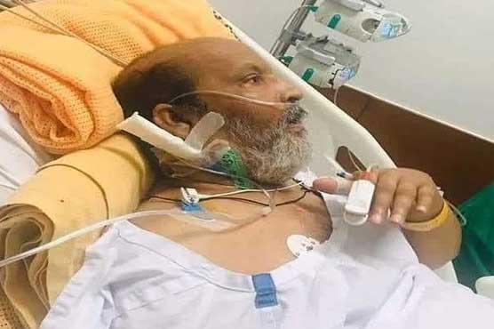Umar Sharif passes away