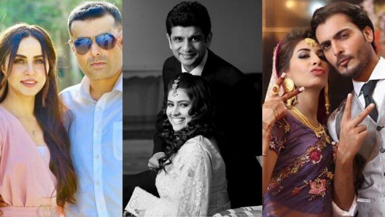 Pakistani celebrities marriages